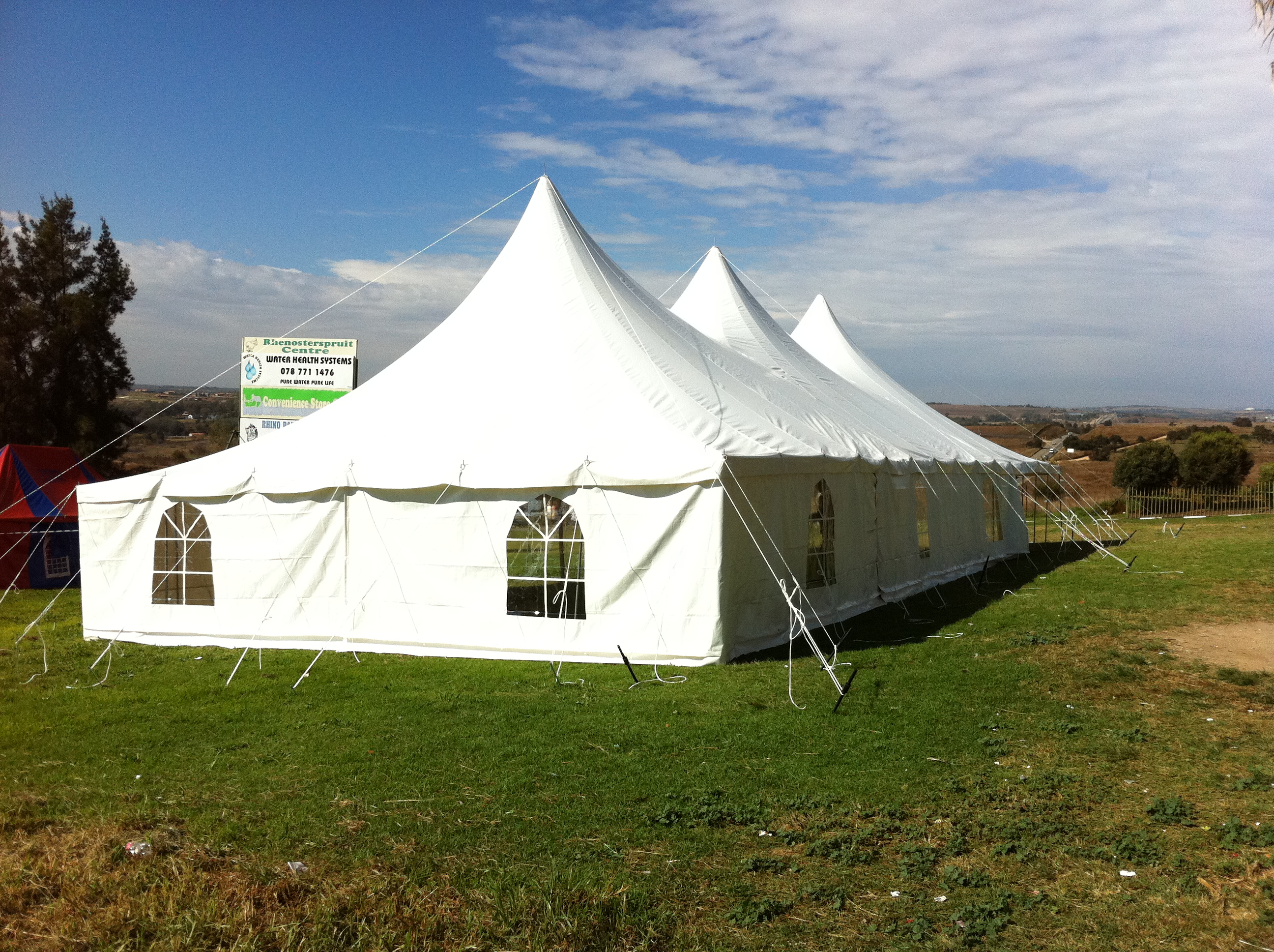 Marquees Tents Stretch Tents For Hire Protarp