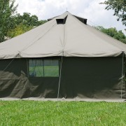 Army Canvas Tent