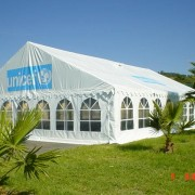 Frame Tents or Free Standing Tents Hire