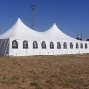 Semi Permanent Tents for Hire