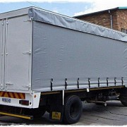 Tautliner Trailers Trucks for sale