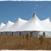Stretch Bedouin Tents for hire