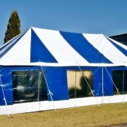 Peg and Pole Tents Gallery