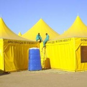 Specialised Tents for Hire