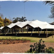 stretch bedouin tents